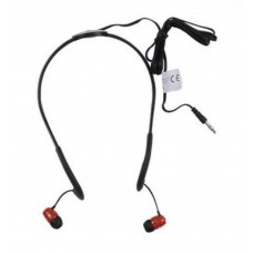 Ακουστικά Grundig 51606 Μαύρο-Κόκκινο